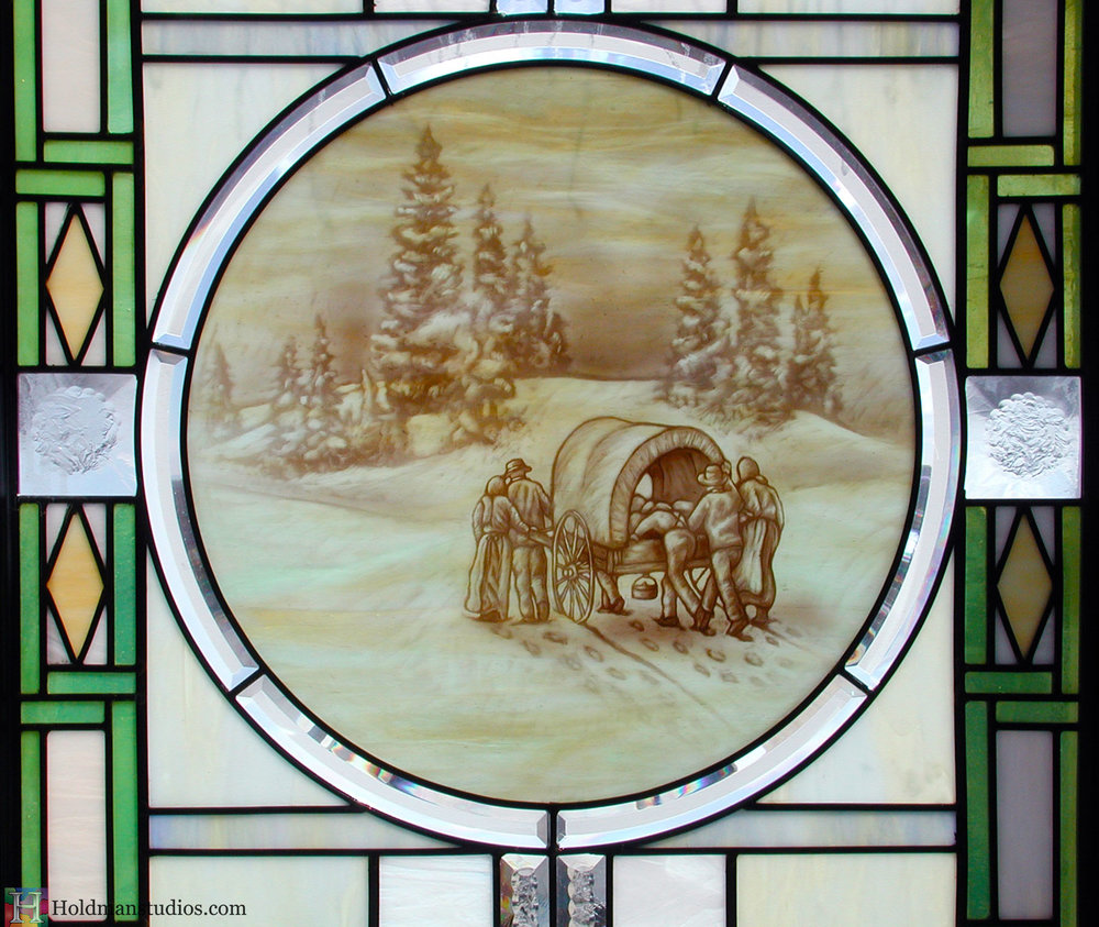 Holdman-Studios-Stained-Art-Glass-LDS-Mormon-Temple-Winter-Quarters-Omaha-Nebraska-Pioneer-Handcart-Window-Crop.jpg