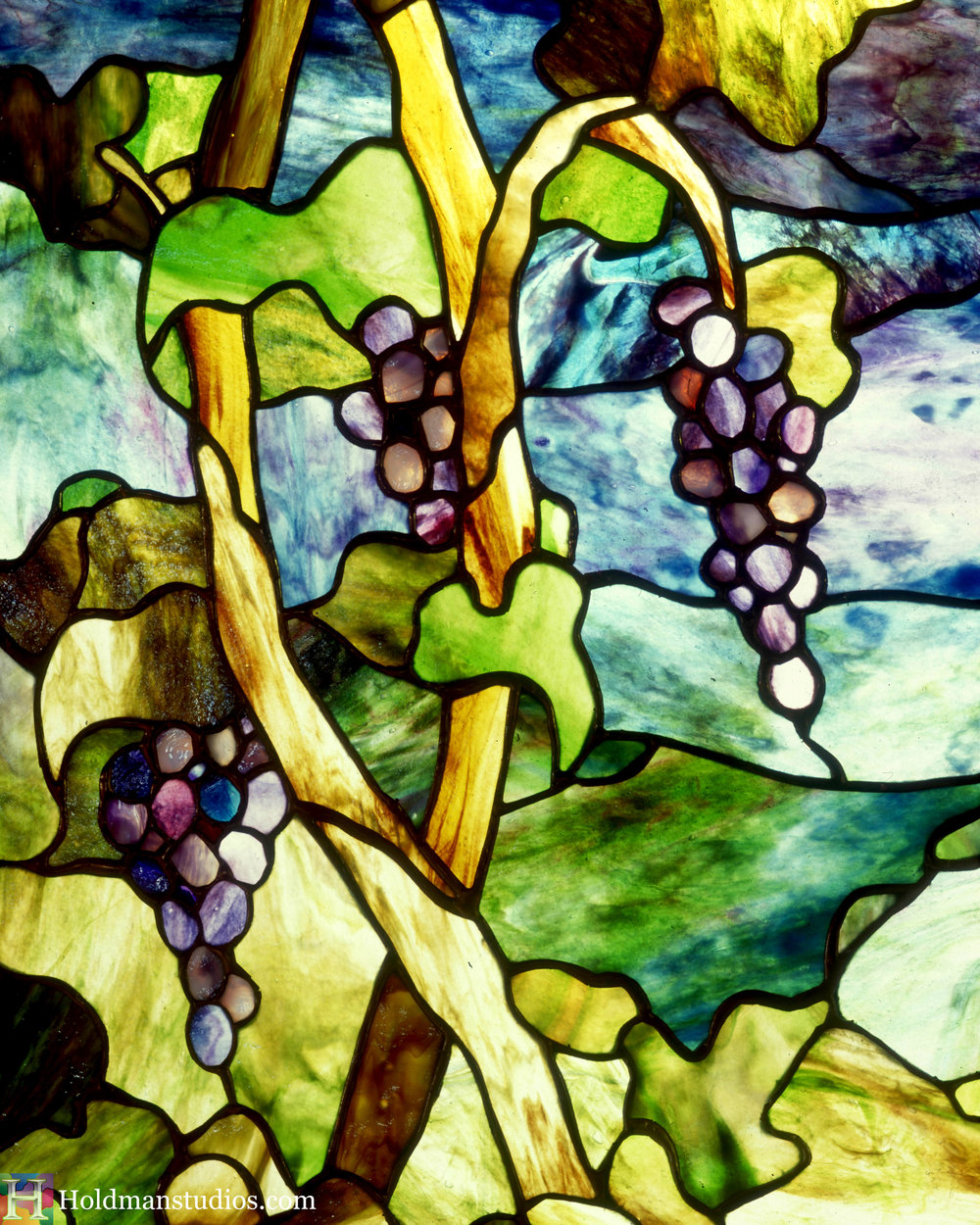 Holdman-Studios-LDS-Mormon-Temple-Winter-Quarters-Omaha-Nebraska-Tree-of-Life-Grapes-Vines-Leaves-Sego-Lily-Flowers-Windows-Closeup.jpg