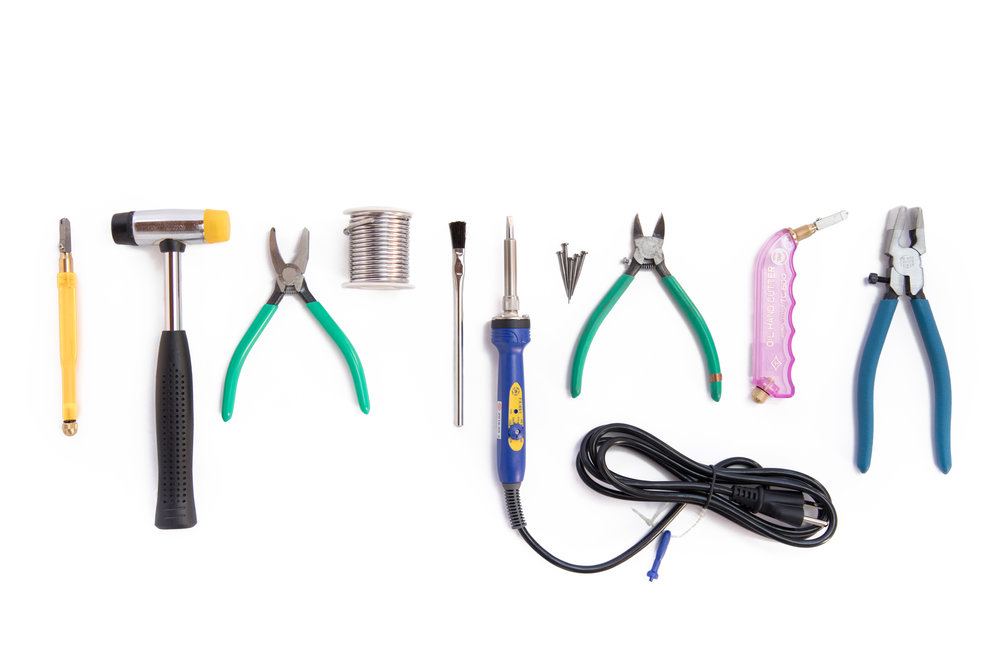 Tools and Supplies - Click here to see all our tools and supplies.