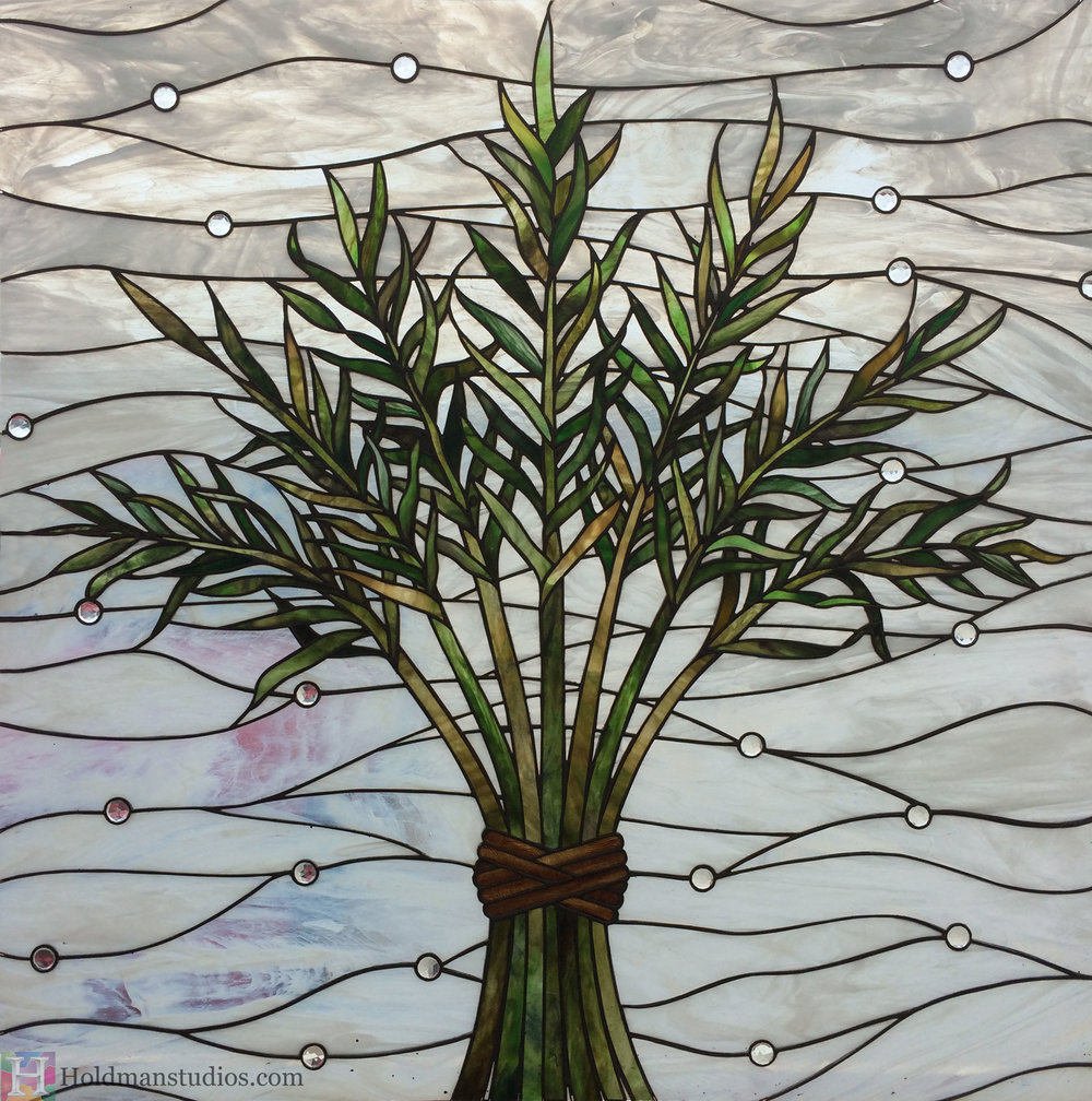 Holdman-Studios-Stained-Glass-Window-Harvest-Branches-Palm-Leaves-Full.jpg