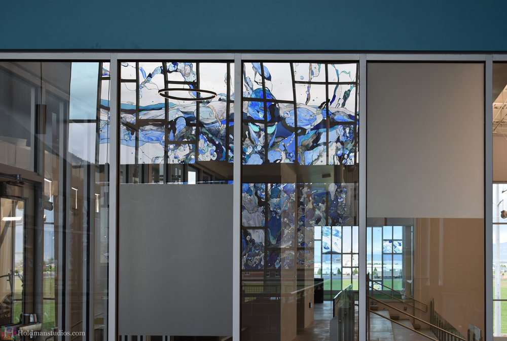 holdman-studios-hand-blown-stained-glass-windows-springville-clyde-rec-center-slash-and-wave.jpg