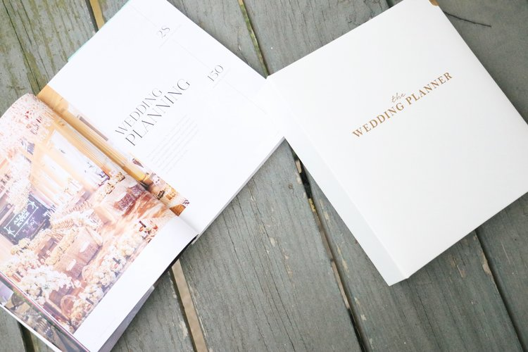 The wedding planner t s g you may be in search of a good planner to keep organized through this stressful yet amazing time my amazing mom surprised me with this wedding planner junglespirit Images