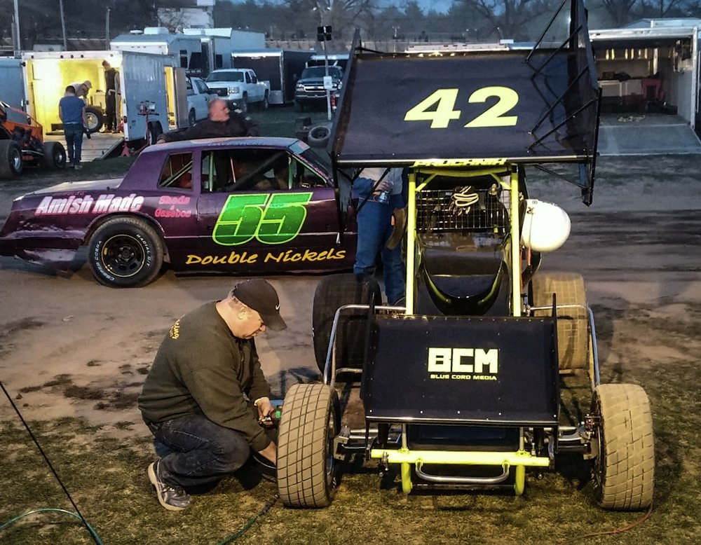 PHOTO : Jesse J Racing / Blue Cord Media