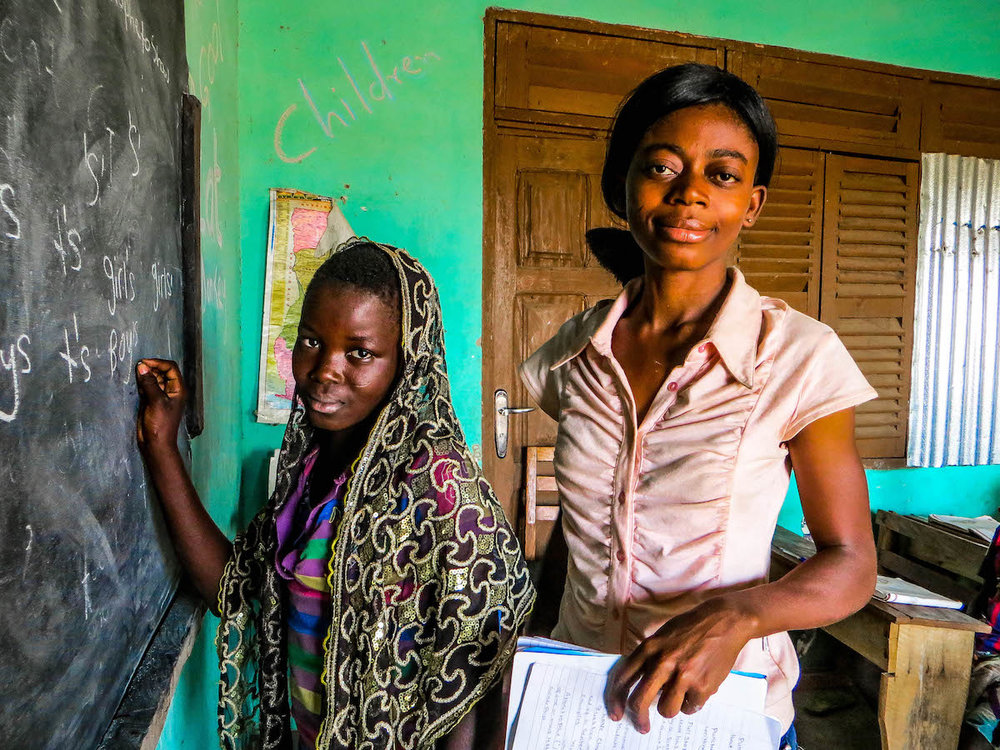 <strong>Rural Schools Literacy</strong><p>Girls Teaching the Next Generation »</p>