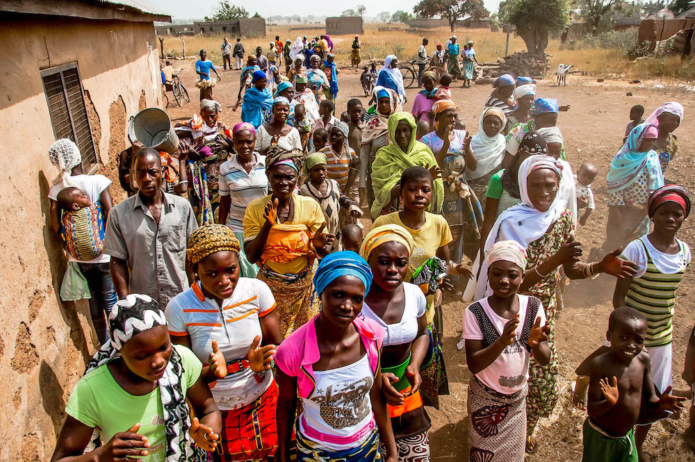 <strong>Community Advocacy</strong><p>Girls Empowering Communities to Lead »</p>