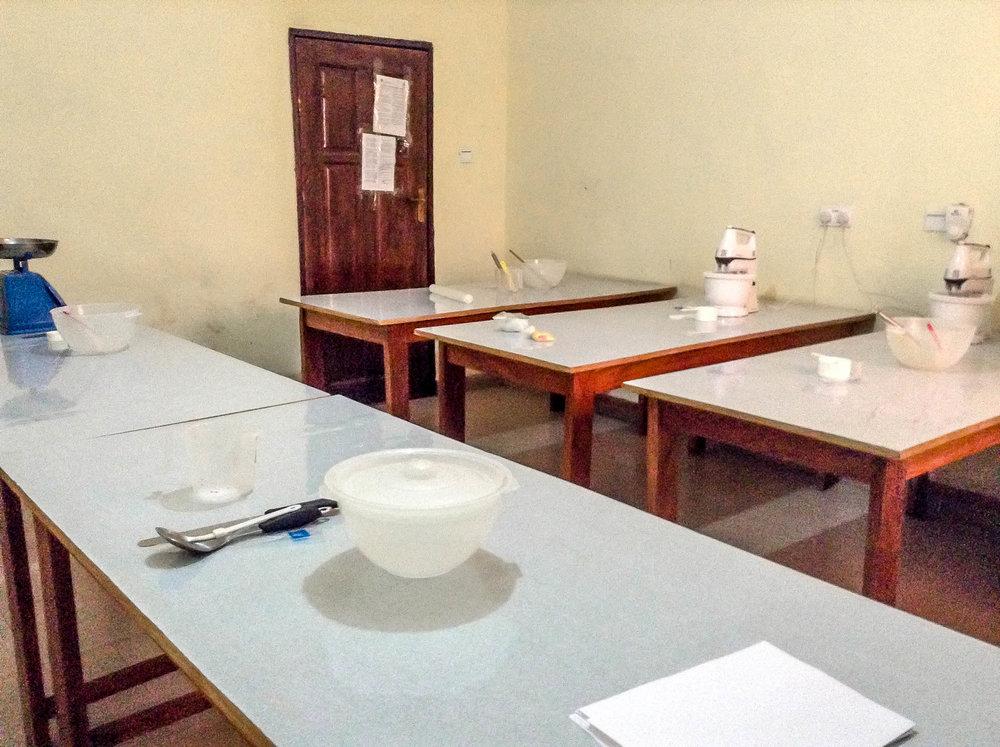 Bakery Training room 1