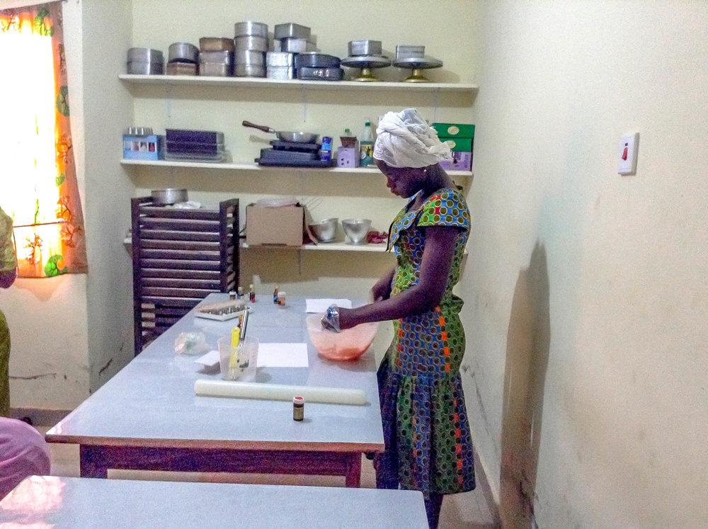 Bakery Training room 2