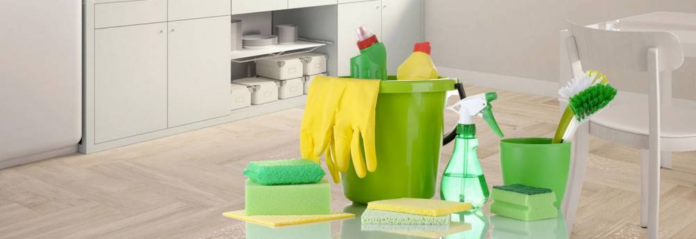 Cleaning Supplies
