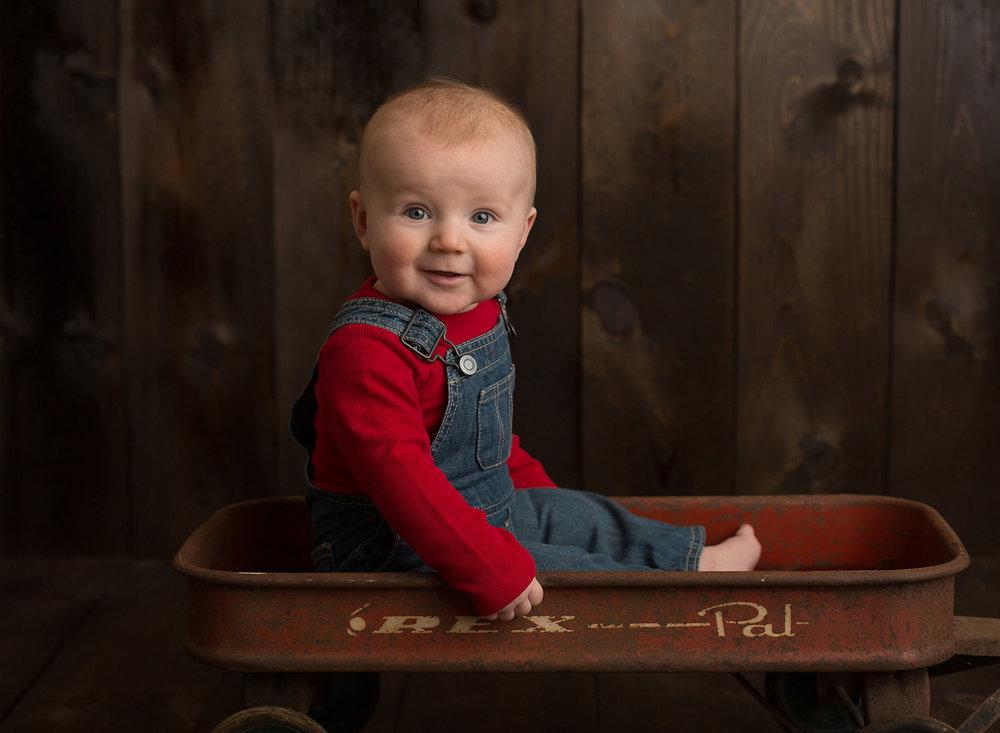 baby pictures kansas city studio