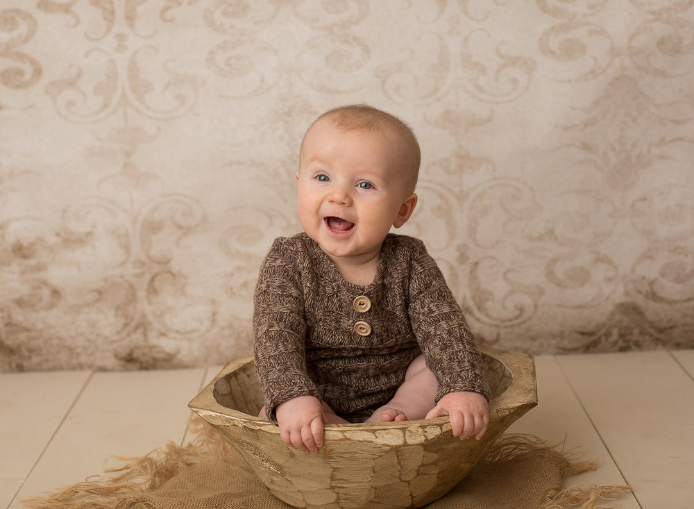 Kansas city baby photography