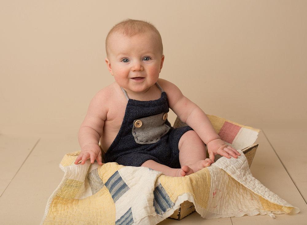 infant photos olathe kansas photographer