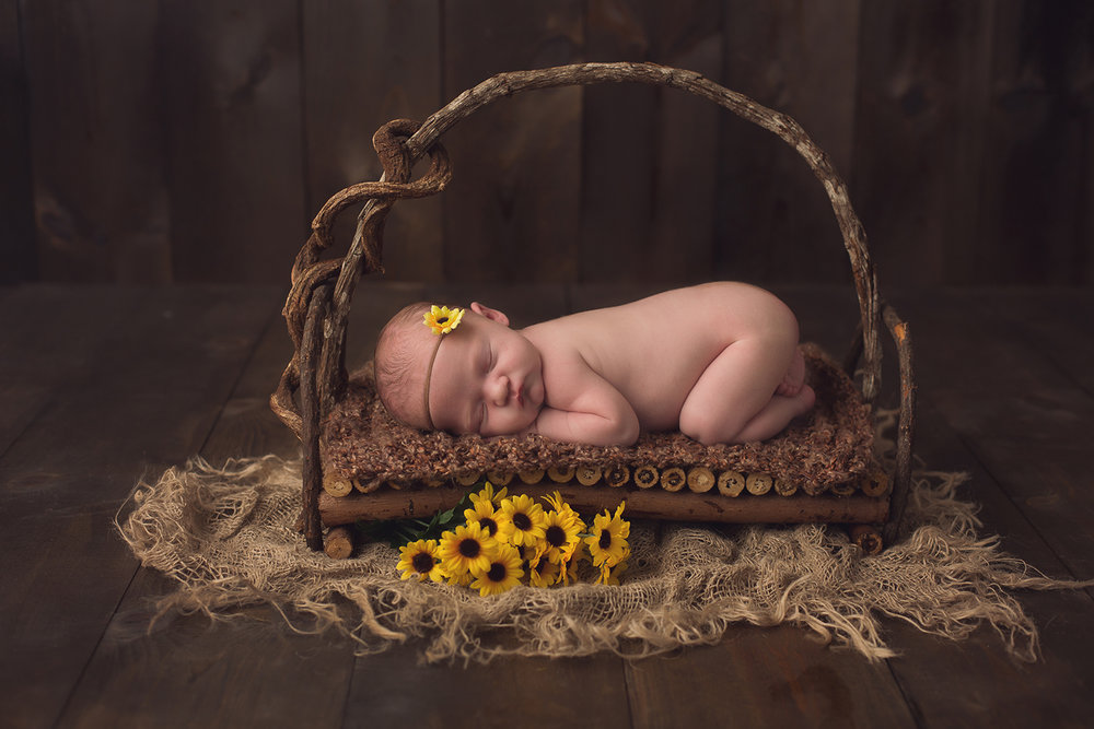 adorable newborn pictures
