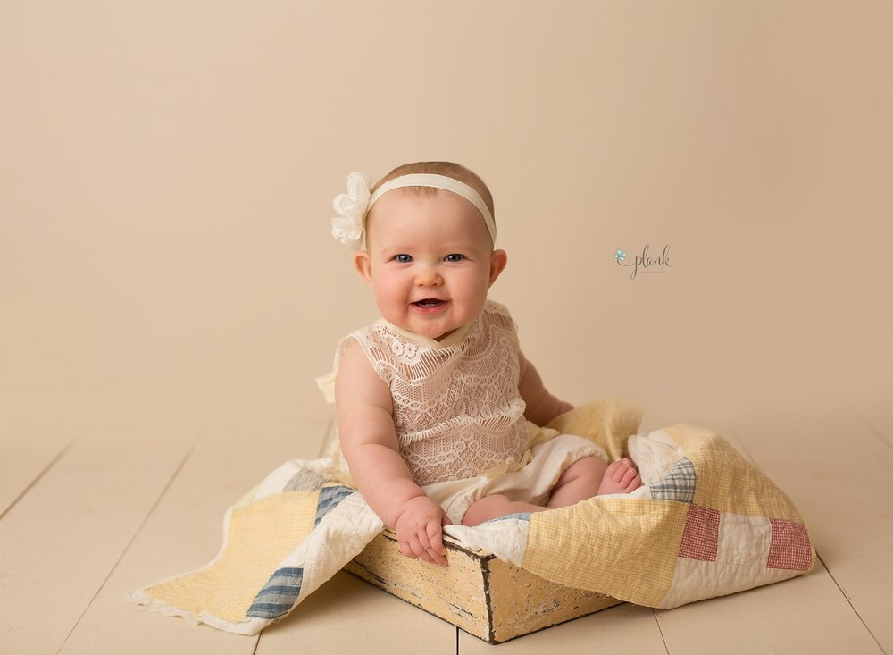 johnson county baby photographer