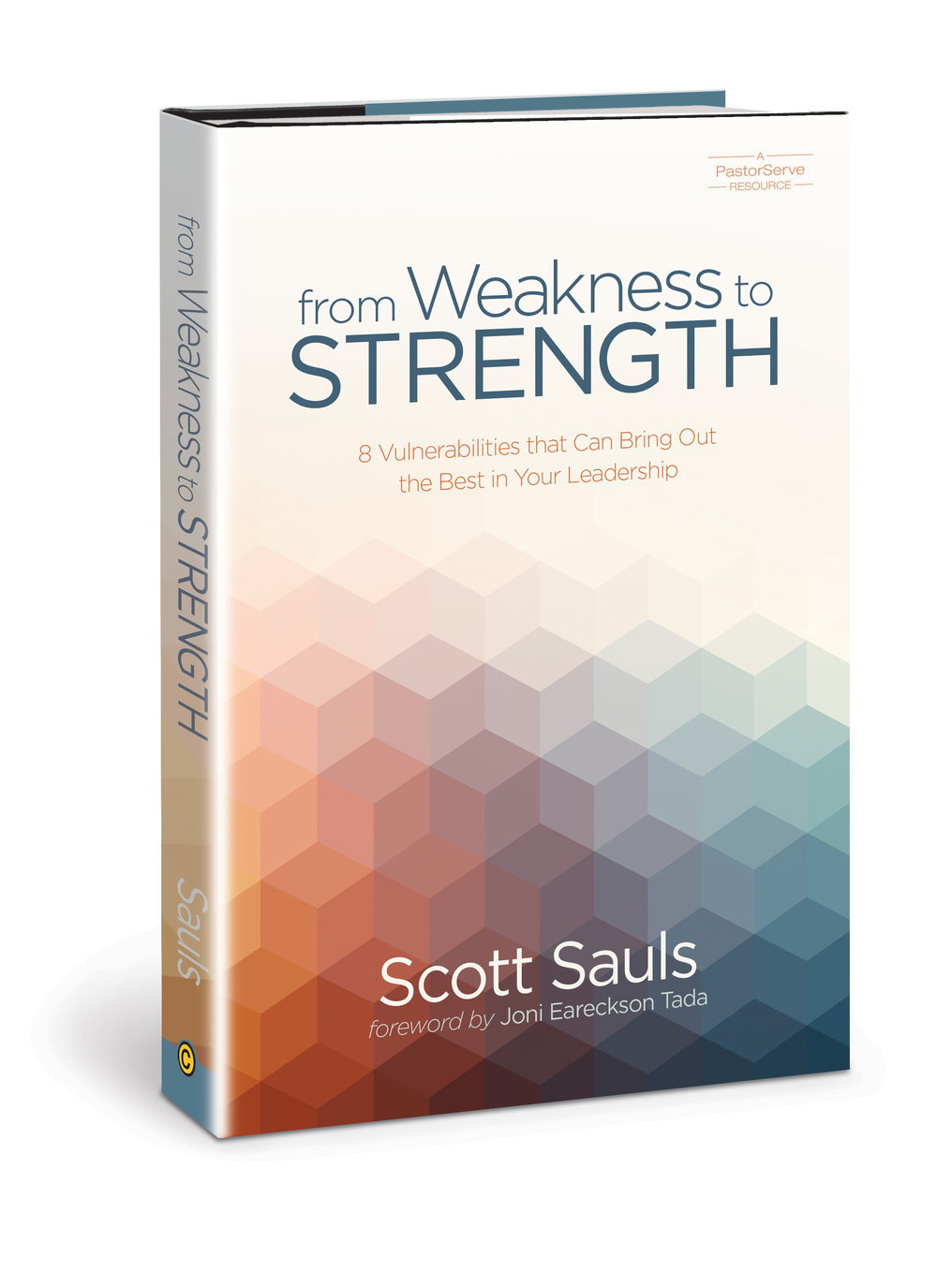 "Pastor Scott Sauls Releases New Book ""From Weakness to Strength"""