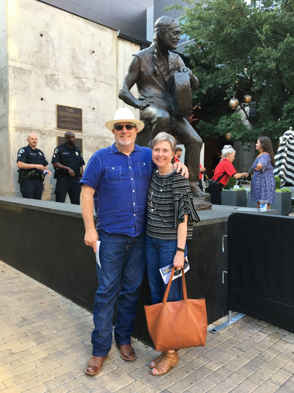 All Souls' Planters — Kirk and Deb Adkisson
