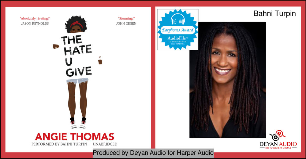 The Hate U Give - Earphones Award Winner