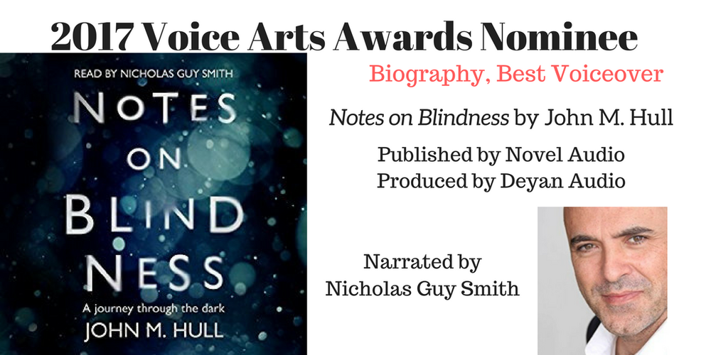 Notes on Blindness: A Journey Through the Dark