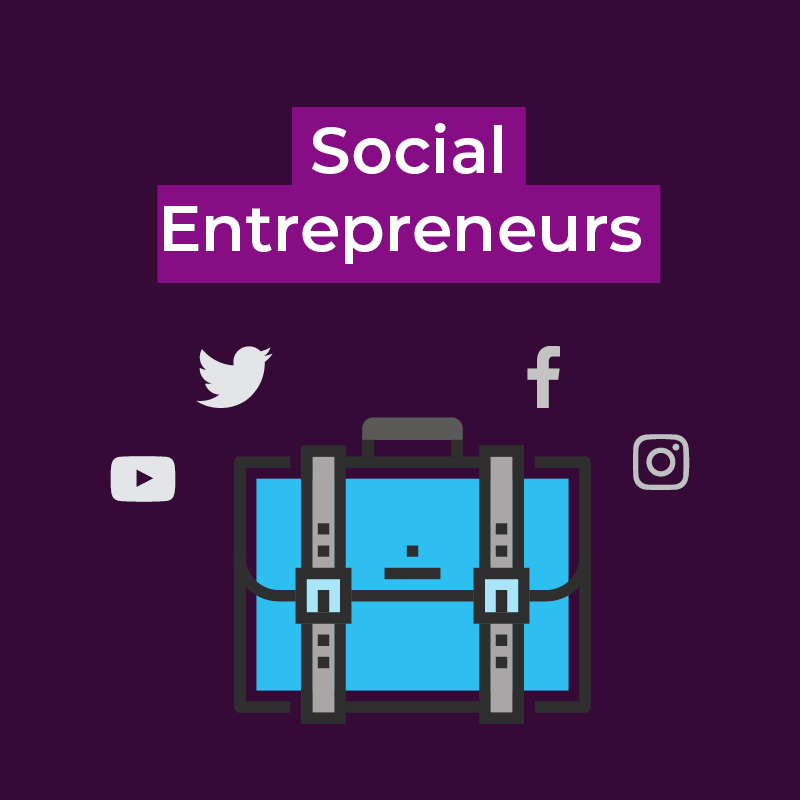 Our services for social entrepreneurs    Brand Identity  and Collateral Development    Corporate and  Public Event PlanninG    Cultural Outreach  and Inclusion Campaigns    Press Release  Creation & Distribution     Let's get started