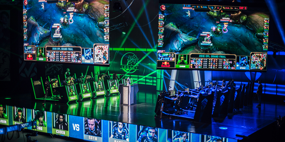 League of Legends OPL 2016