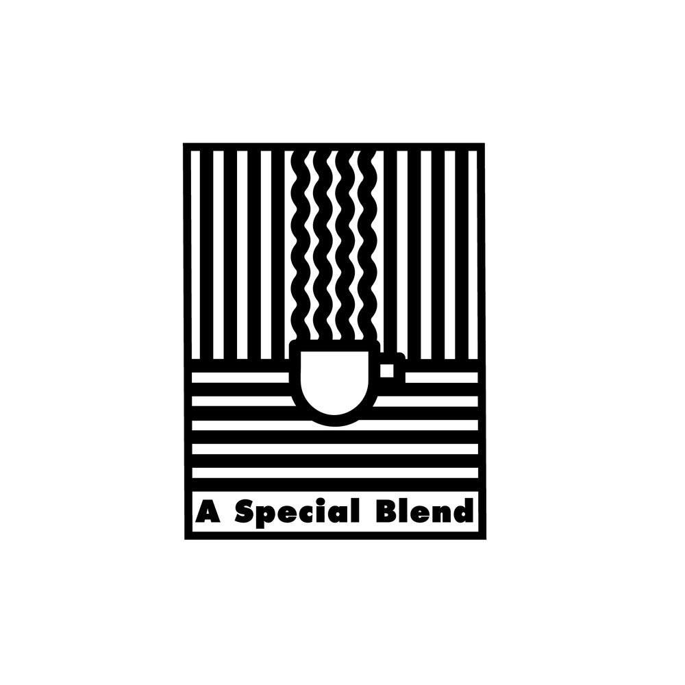 A Special Blend Logo Option