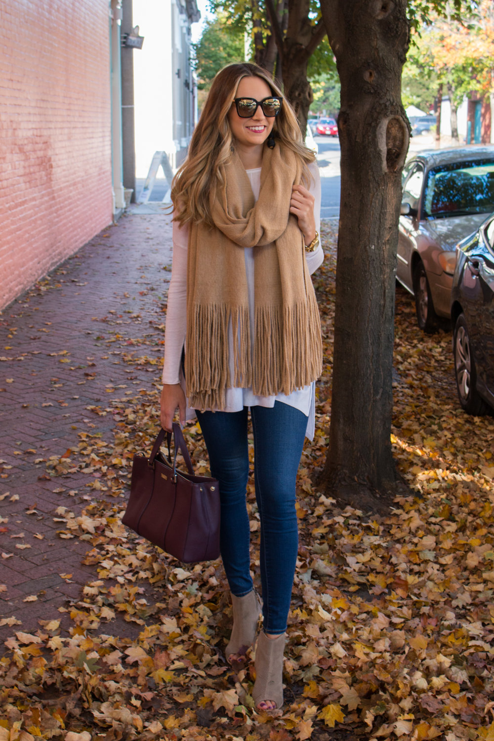 dress - Have must accessories for fall video