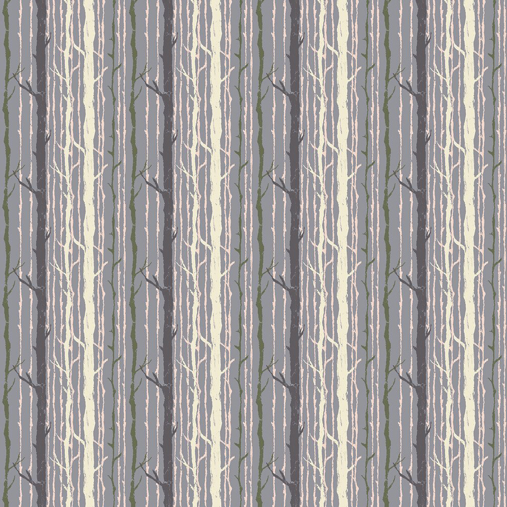 Art Gallery - Forest Floor, Timber Nightfall by Bonnie Christine 100% Cotton $12/yd