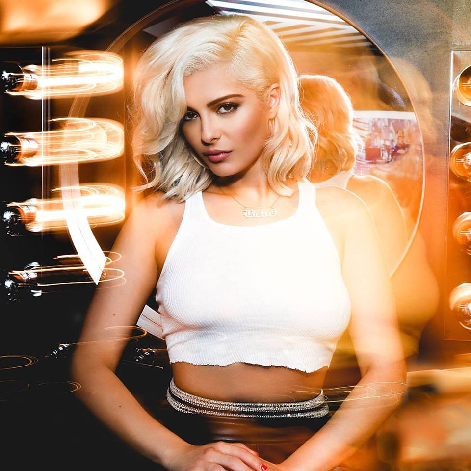 Image Source: Bebe Rexha Official Facebook Page