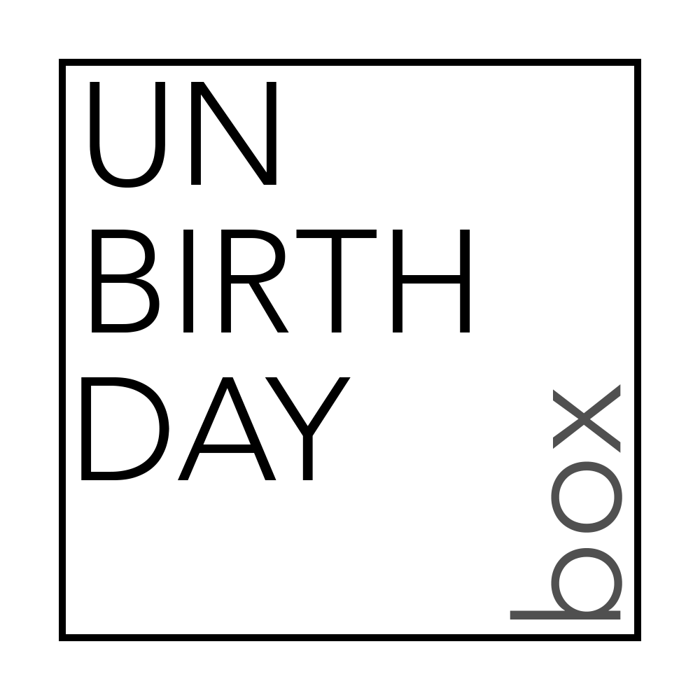 unBirthday Box