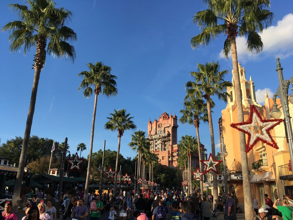 Keep your eyes open and that Tower of Terror slot you wanted might just open up.