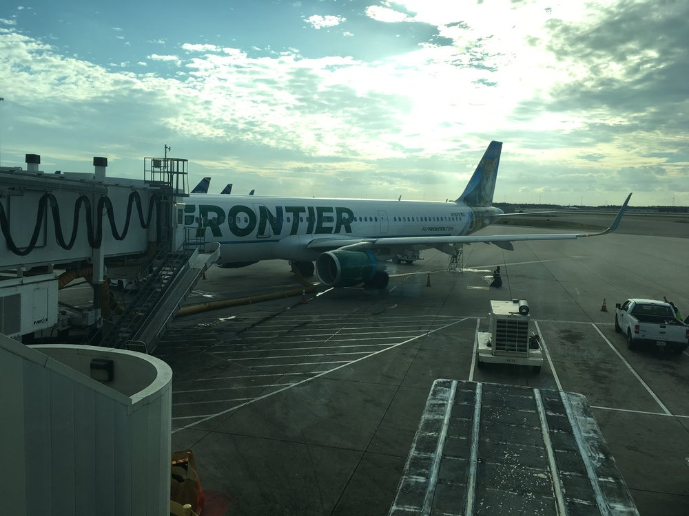 "I ""FlyFrontier"" with some frequency."
