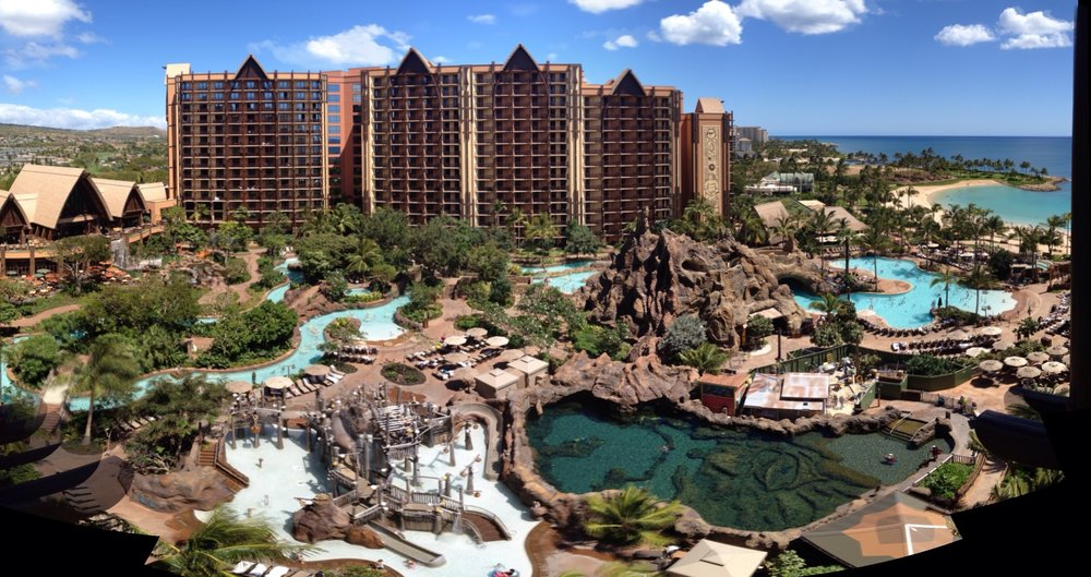 So you want to go to Aulani? It's easy to throw together a plan for you to get there on points and miles! (Photo: Anthony Quintan)