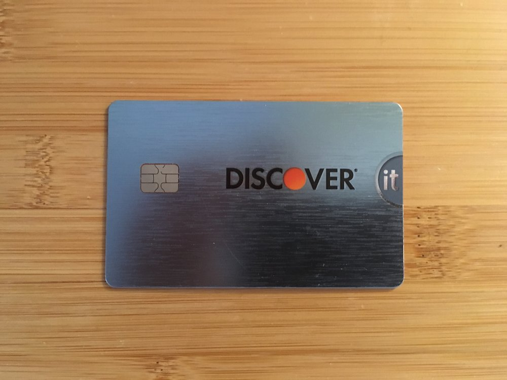 The Discover it card is a good starter cash back card.