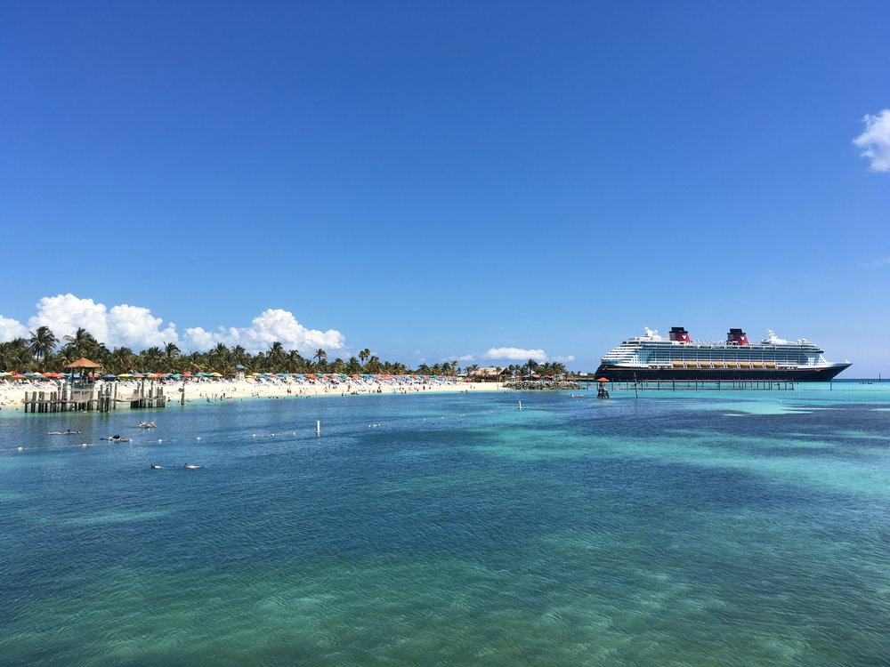 Both cards charge 0% for six month on Disney vacations, like cruises on the Disney Dream!