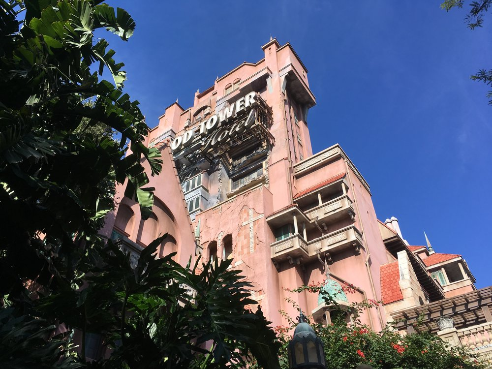 Head to the Hollywood Tower Hotel at rope drop and you'll be checking out 15 minutes later.