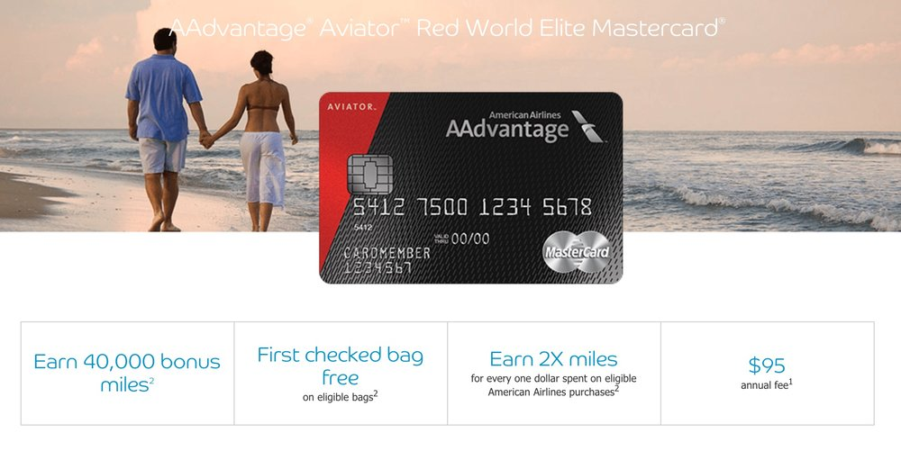 The Aviator Red has one of the best signup bonuses around