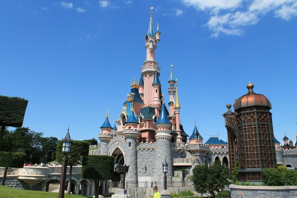 You can fly to Disneyland Paris in almost half the time it will take you to get to the Asian Disney destinations!