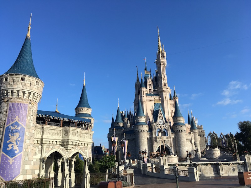 Use your Disney credit card to get to Magic Kingdom!