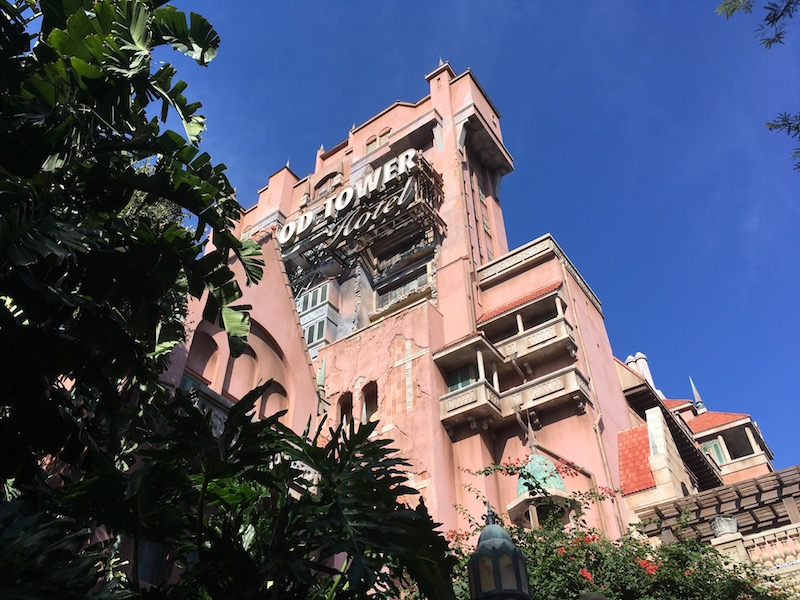 We saved 55 minutes by changing our Fastpass time on Tower of Terror!