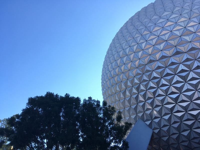 Does Epcot get a full day? Is it your first day? Your last?