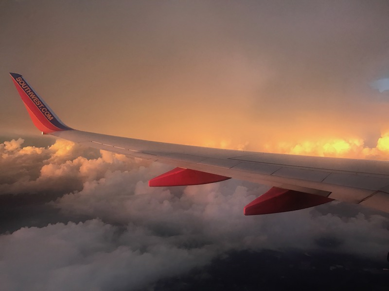 Southwest can be a great way to use points to book your domestic flight!