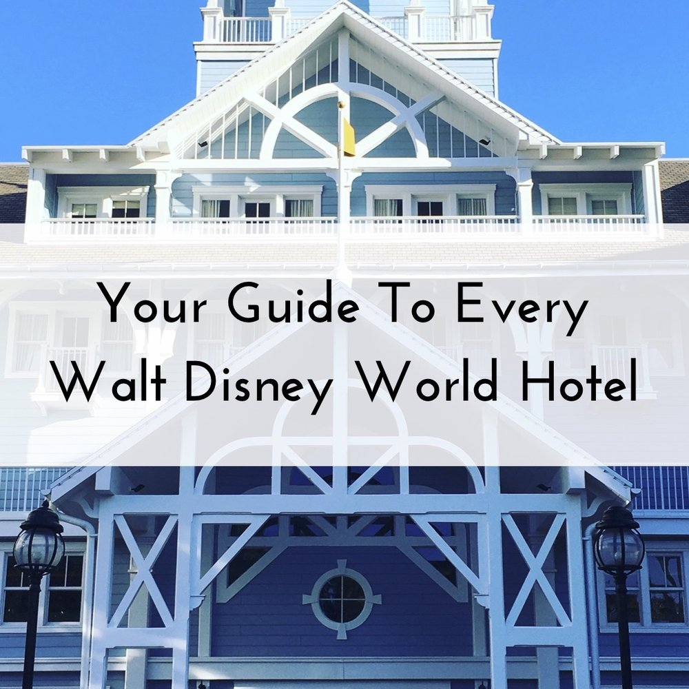 Walt Disney World Hotels 2018 - 2019: The Good, The Bad, and Which ...