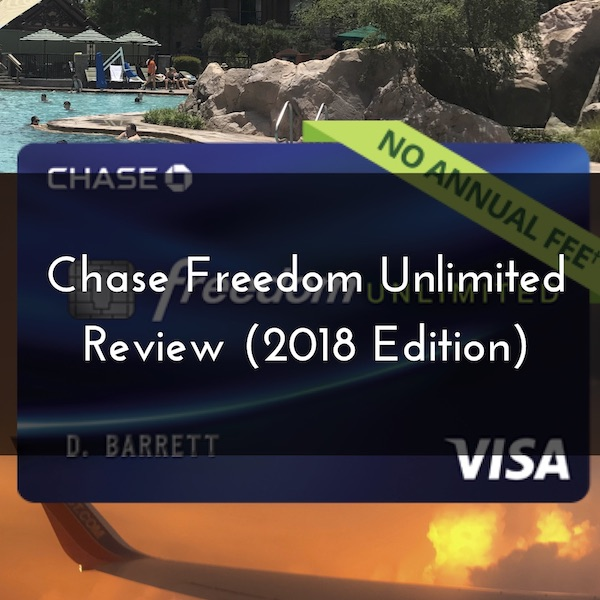 Is the Chase Freedom Unlimited right for you?