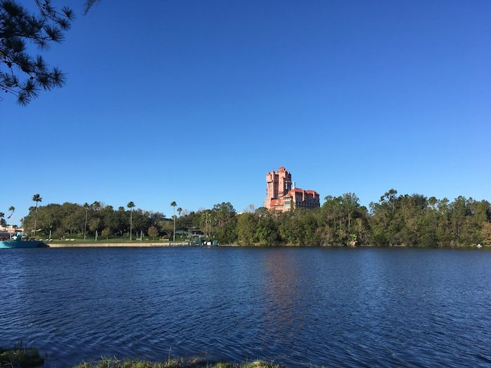 You can walk to two parks, including Hollywood Studios, from Yacht Club, Beach Club, and Boardwalk!