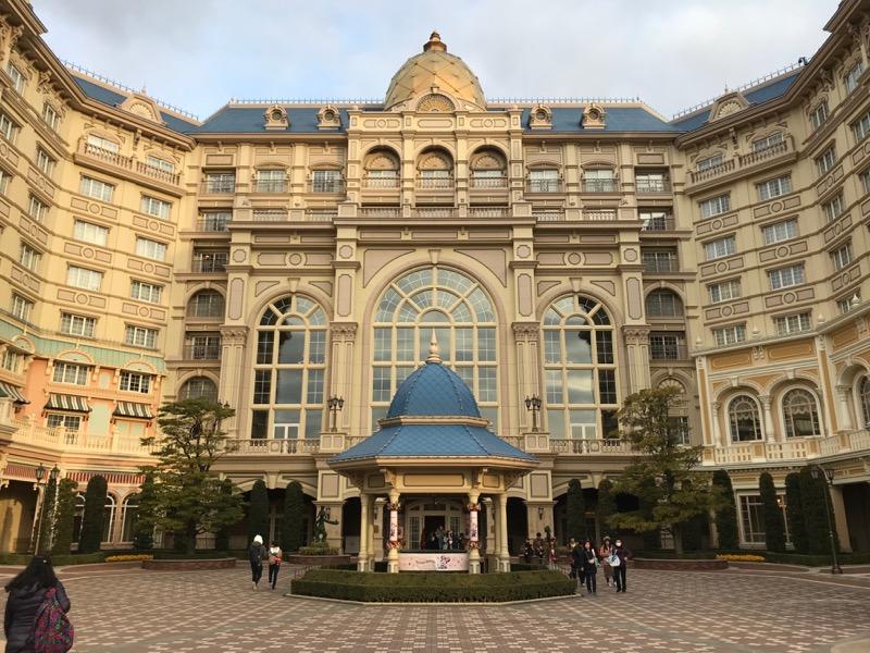 Tokyo Disneyland Hotel at Tokyo Disney Resort
