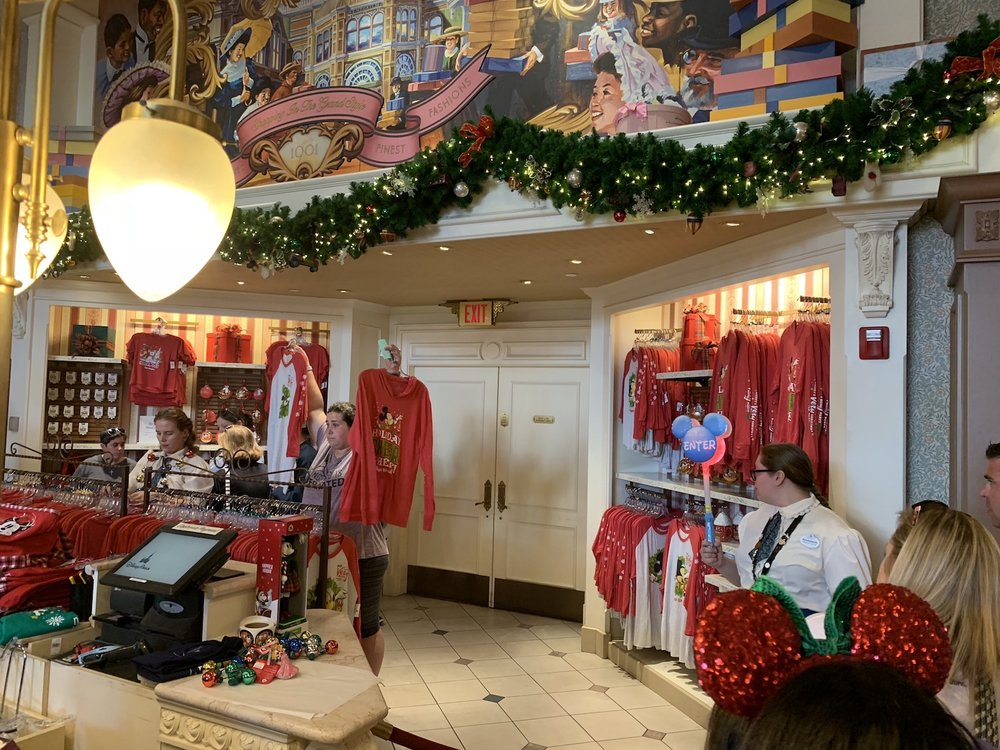 mickeys very merry merchandise.JPG