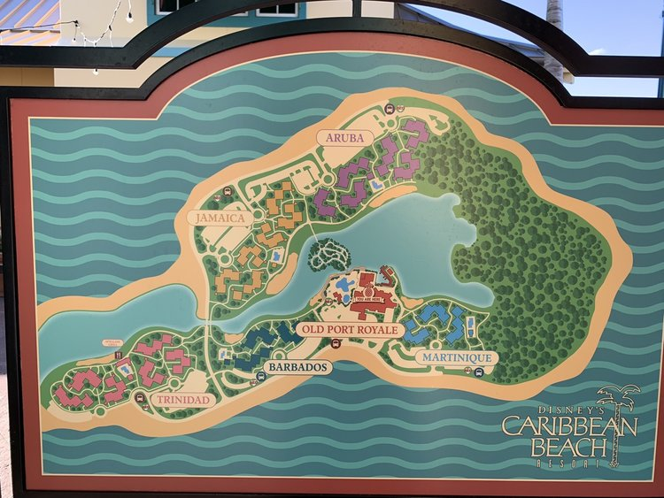 Disney\'s Caribbean Beach Resort Review - Mouse Hacking - Doing ...