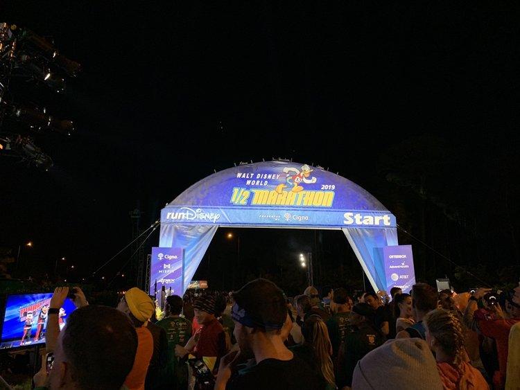 Rundisney Walt Disney World Half Marathon 2019 Race Recap 2020