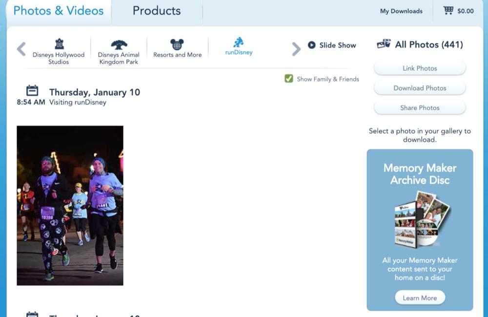 rundisney walt disney world marathon 2019 photopass.png