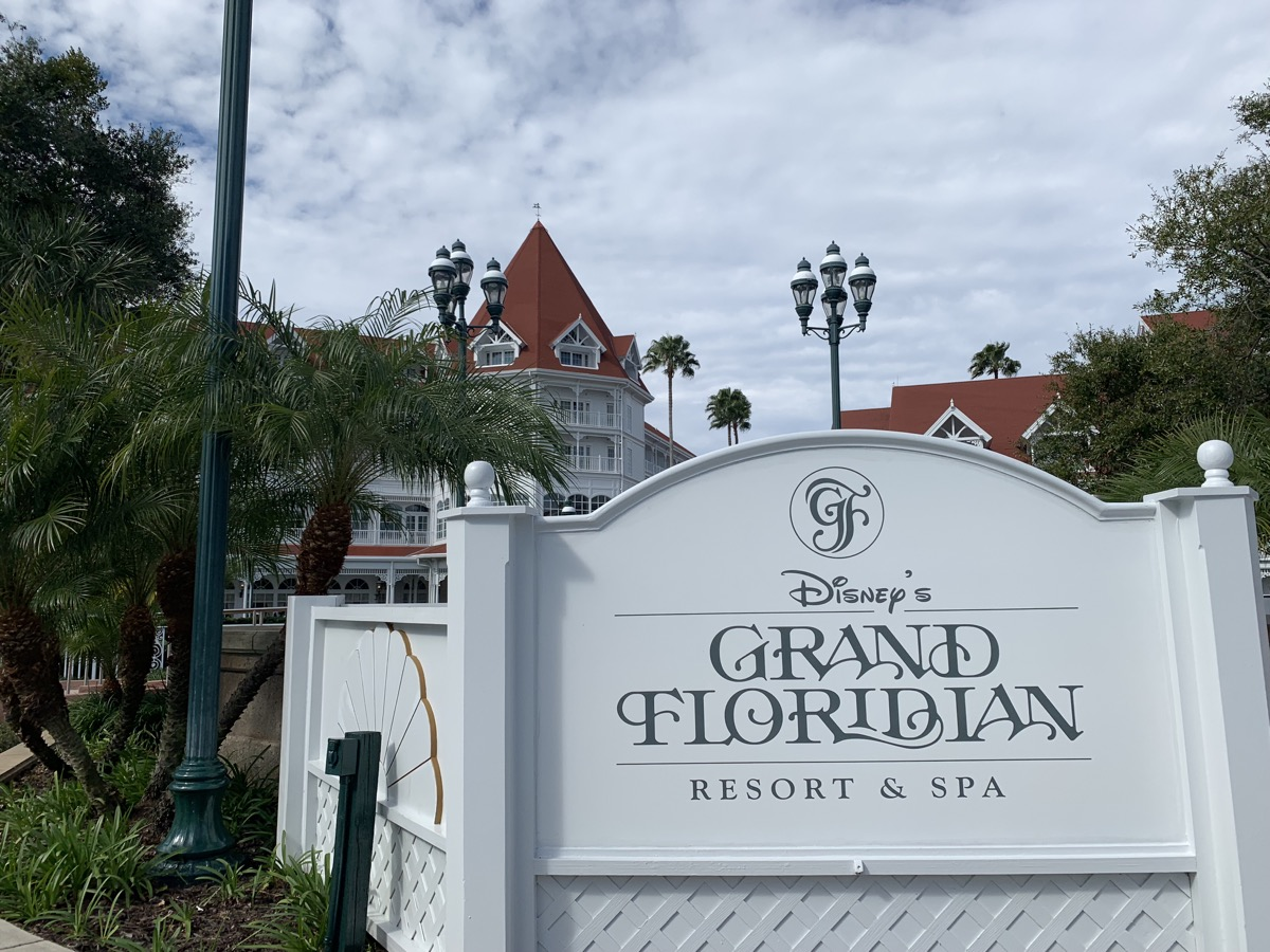Review Of Disney S Grand Floridian Resort Spa Mouse Hacking