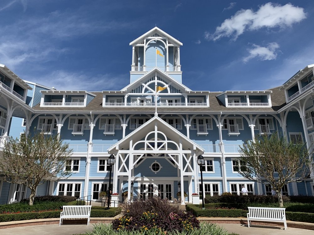 disney beach club resort review outside.jpeg